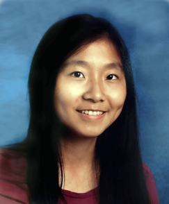 picture of speller number 487, Tina Huang
