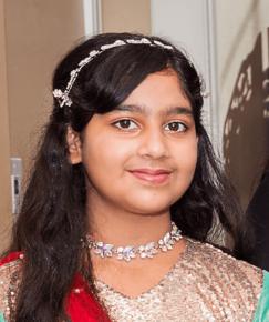 picture of speller number 493, Mishal Ali