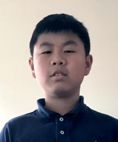 picture of speller number 495, Benjamin Chen