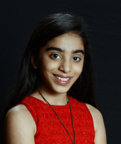 picture of speller number 499, Neha Rao
