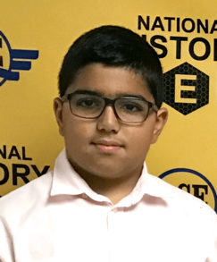 picture of speller number 500, Fetin Hussain