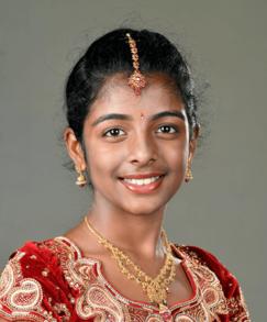 picture of speller number 516, Pranathi Jammula