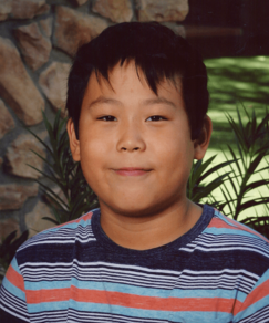 picture of speller number 2, Daniel Wu