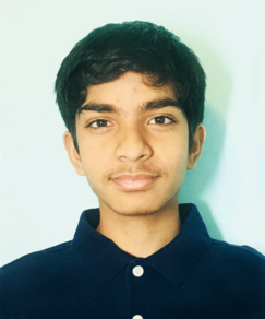 picture of speller number 10, Sameer Tangirala