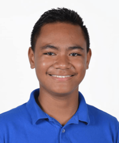 picture of speller number 47, Maozache Taufetee