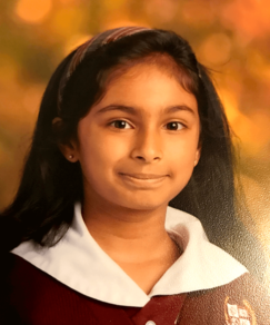 picture of speller number 56, Shradha Rachamreddy