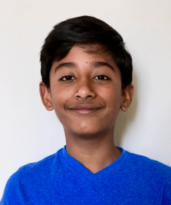 picture of speller number 57, Tanish Doshi