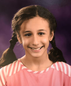 picture of speller number 63, Shireen Abdolmohammadi