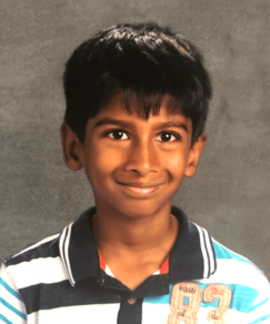 picture of speller number 74, Neil Chandran