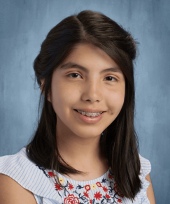 picture of speller number 91, Leilani Campos