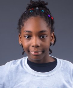 picture of speller number 171, Jael Green