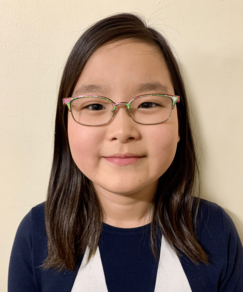 picture of speller number 205, Yena Park