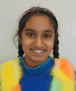 picture of speller number 206, Srinidhi Rao
