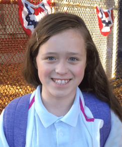 picture of speller number 256, Patricia Block-Sheehan