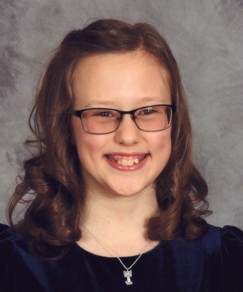 picture of speller number 286, Kyra Hutchison