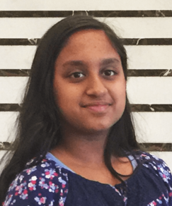 picture of speller number 358, Misha Agrawal