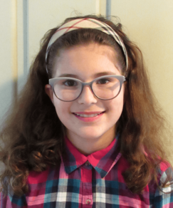 picture of speller number 376, Sophia Lopez