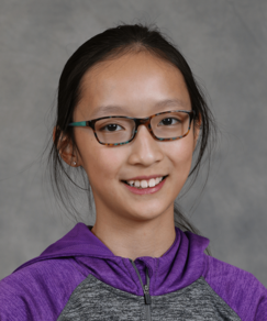picture of speller number 399, Sophie Zhang