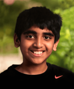 picture of speller number 407, Abhijay Kodali