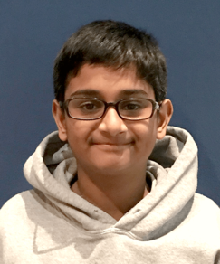 picture of speller number 479, Rishab Subramanya