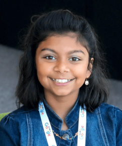 picture of speller number 505, Sia Srivastava