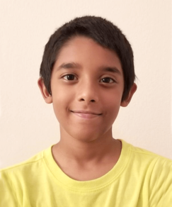 picture of speller number 520, Aryan Nindra