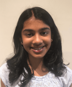 picture of speller number 525, Anika Gundlapalli