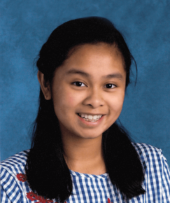 picture of speller number 528, Victoria Vidal