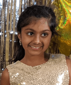picture of speller number 537, Sahana Gade